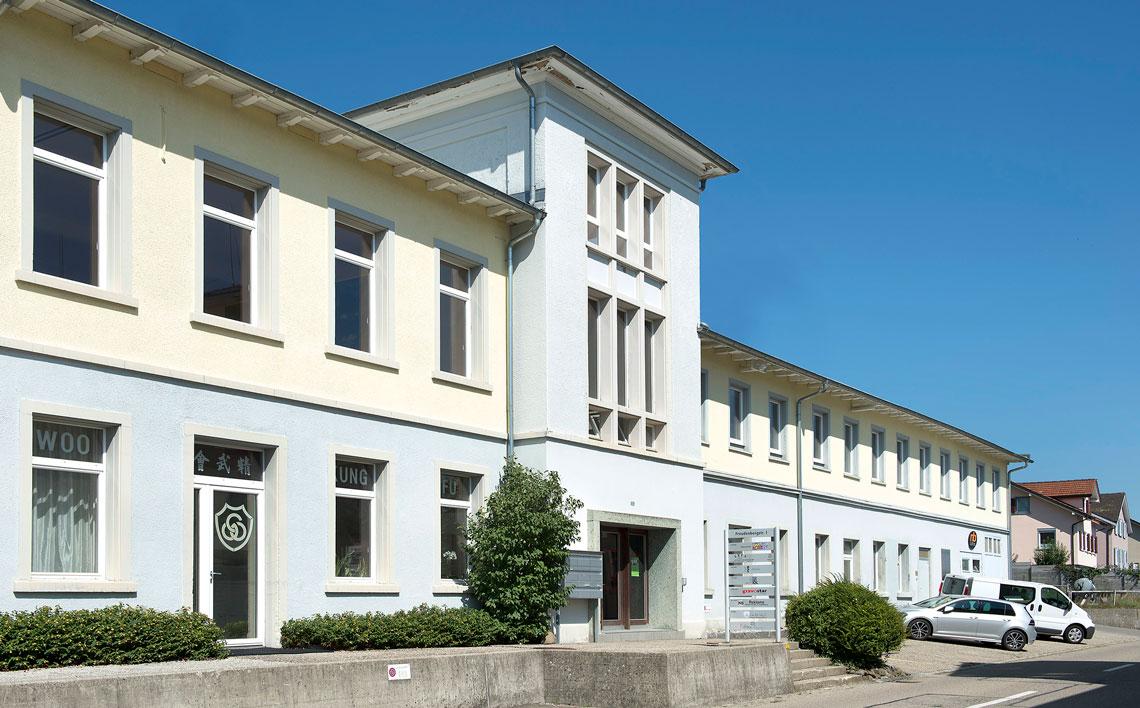 Gravostar Firmengebäude
